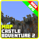 Map castle adventure 2 for mcpe by SimpleDrawingStudio