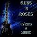 Guns N Roses Lyrics & Music by BlooMoonApps