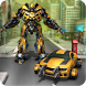 Futuristic Robot Car Fighting by Art Mega Drive
