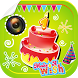 Happy Birthday Stickers by Fantastic Apps Free