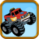 Blazing Monster Truck Machines by Picoli TM