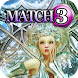 Match 3 - Snow Fairies by Difference Games LLC