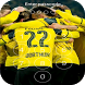 Kaypad lock Screen for Borussia Dortmund
