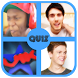 Guess The Youtuber Quiz by Fariidoss App