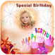 Birthday Photo Frame by VVC Infotech