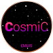 Cosmic Dark EMUI 5 Theme by App_Labs