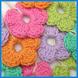 Crochet Flower Patterns by Tech Sonn