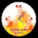 Fire Work Clock Live Wallpaper by Photo Clock Livewallpaper