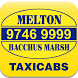 Melton Bacchus Marsh Taxicabs by 13CABS