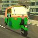 Modern Rickshaw-City passengers Pick and Drop by Paritech Free Games