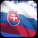 3D Slovakia Flag by App4Joy