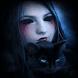 Kitty Eyes Girl LWP by Daksh Apps