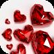 Diamond Heart Live Wallpaper by Revenge Solution