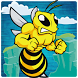Angry bee adventure by Dondev H.