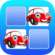 Memo Game Transport Cartoon by Banana Apps Kids