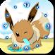 Chic: Eevee Clock eeveelutions by Chic Apps