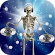 DJ Music for dancing skeleton by Math Education