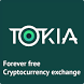 Tokia Wallet : Cryptocurrency exchange by A&K Ltd.
