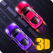 Two cars racing by 2d2b Games