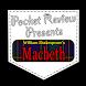 Pocket Review: Macbeth