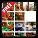 Sliding Puzzle Lego Jurassic by Aguayza