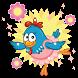 Lottie Dottie Chicken Emoji by Swyft Media