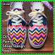 DIY Painted Shoes Design Ideas by Galvivre
