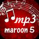 Lagu Barat : Maroon 5 Terpopuler by aufhadroid