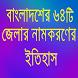 ৬৪টি জেলার নামকরনের ইতিহাস by RBSoft Store