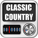 Classic Country Music - Radio Stations by Droid Radio