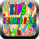 Kid coloring books:Sketchpad by Kansan Dev.