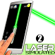 Laser Pointer Simulator 2 by sagaapps.com