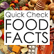 Quick Check Food Facts by Barron's Educational Series