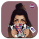 Cute Girly m Pictures 2017 by Mix Keyboard HD
