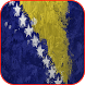 Bosnia and Herzegovina Flag by welbeckza
