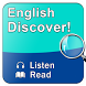 English Listen and Discover by ESL Apps