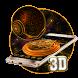 3d Golden Sparkle Globe Theme by Elegant Theme