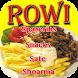 Rowi Snacks & Grill by Appsmen