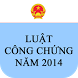 Luat Cong chung Viet Nam 2014 by Saokhuedl