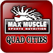 Max Muscle Quad Cities by Mobile App Pros LLC