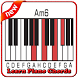 Learn Piano Chords by azdesign