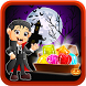 Dracula Candy Escape Halloween by Exalite