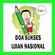 DOA SUKSES UJIAN NASIONAL by JBD Kudus Studio