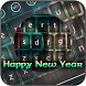 New Year Keyboard by Jack Martin Apps