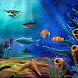 Aqua Life Free Live Wallpaper by KSJSoftech