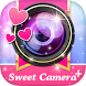 sweet selfie camera ultimate by Insta g brown App