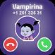 Call Vampirina Girl Vampire by Callitos Studio