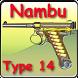 Nambu pistol Type 14 explained by Gerard Henrotin - HLebooks.com