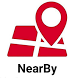 NEARBY. by Luxama Business Group Inc.