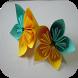 origami flower tutorials by Danikoda